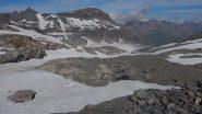 Sul ghiacciaio del Rocciamelone