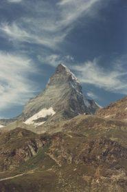 monte Cervino da Schwarzsee