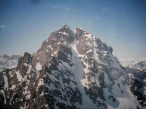 Il Monte Granero dalla P.Meidassa...