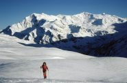 bellissimo ambiente glaciale