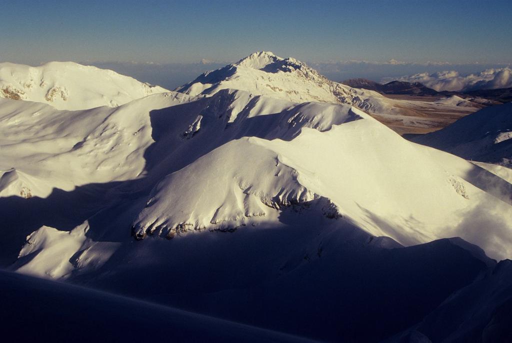 panorami dalla cima : Monte Prena (3-1-1996)
