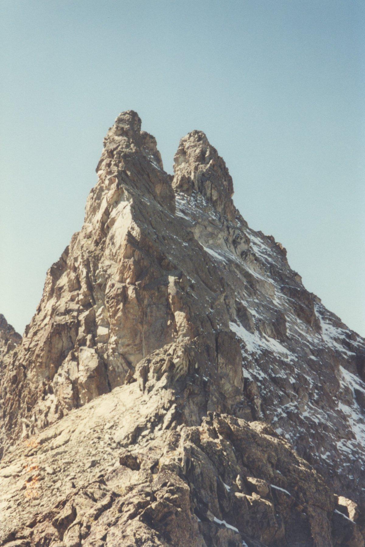 torrioni sulla cresta