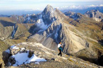 panorami dalla cima : Rocca la Meja (28-9-1996)