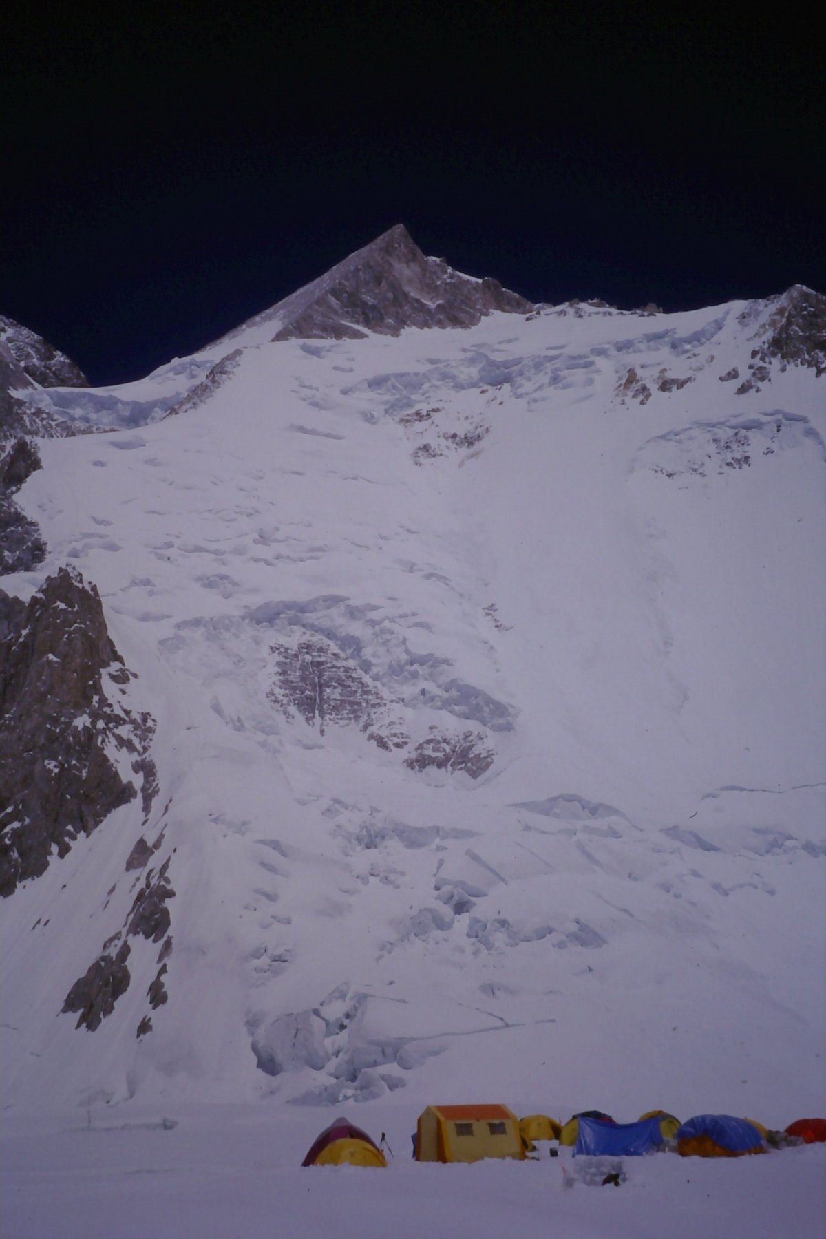 Gasherbrum II 1998-07-01