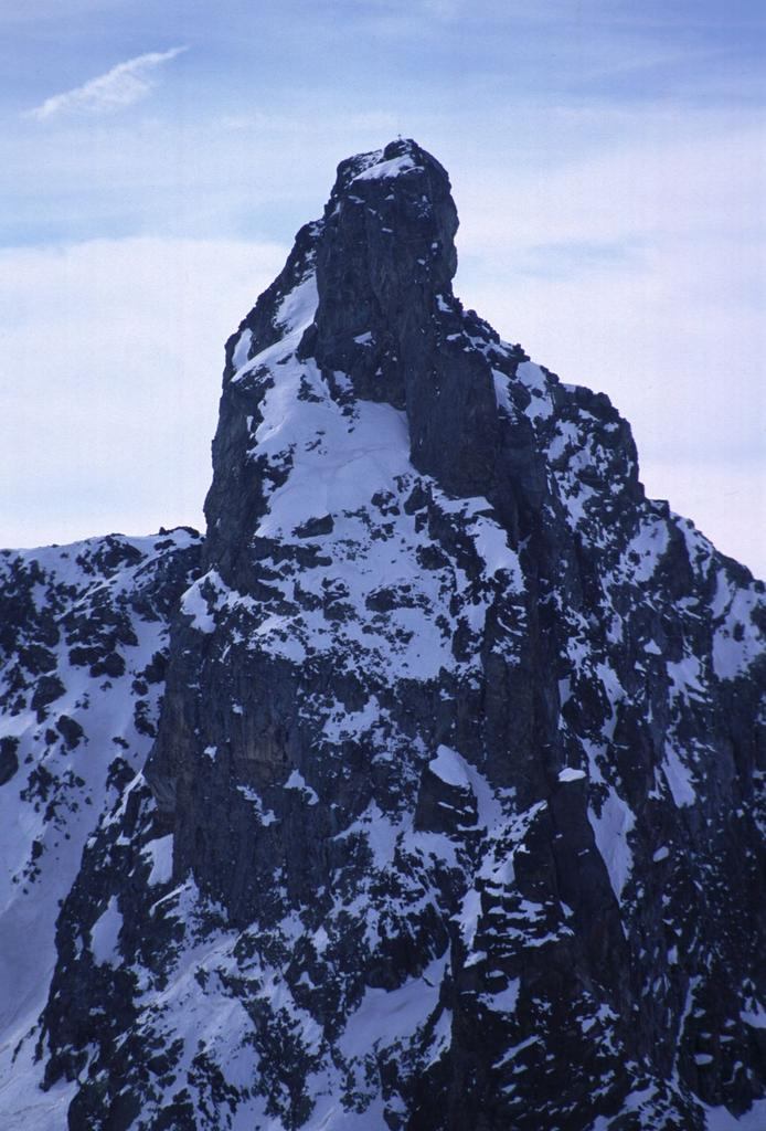 panorami dalla cima : il Roc della Niera (6-2-2000)