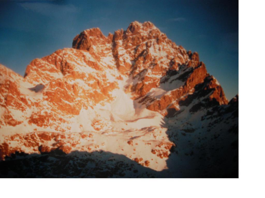 La Sud del Viso dalla P.Dante..all'alba