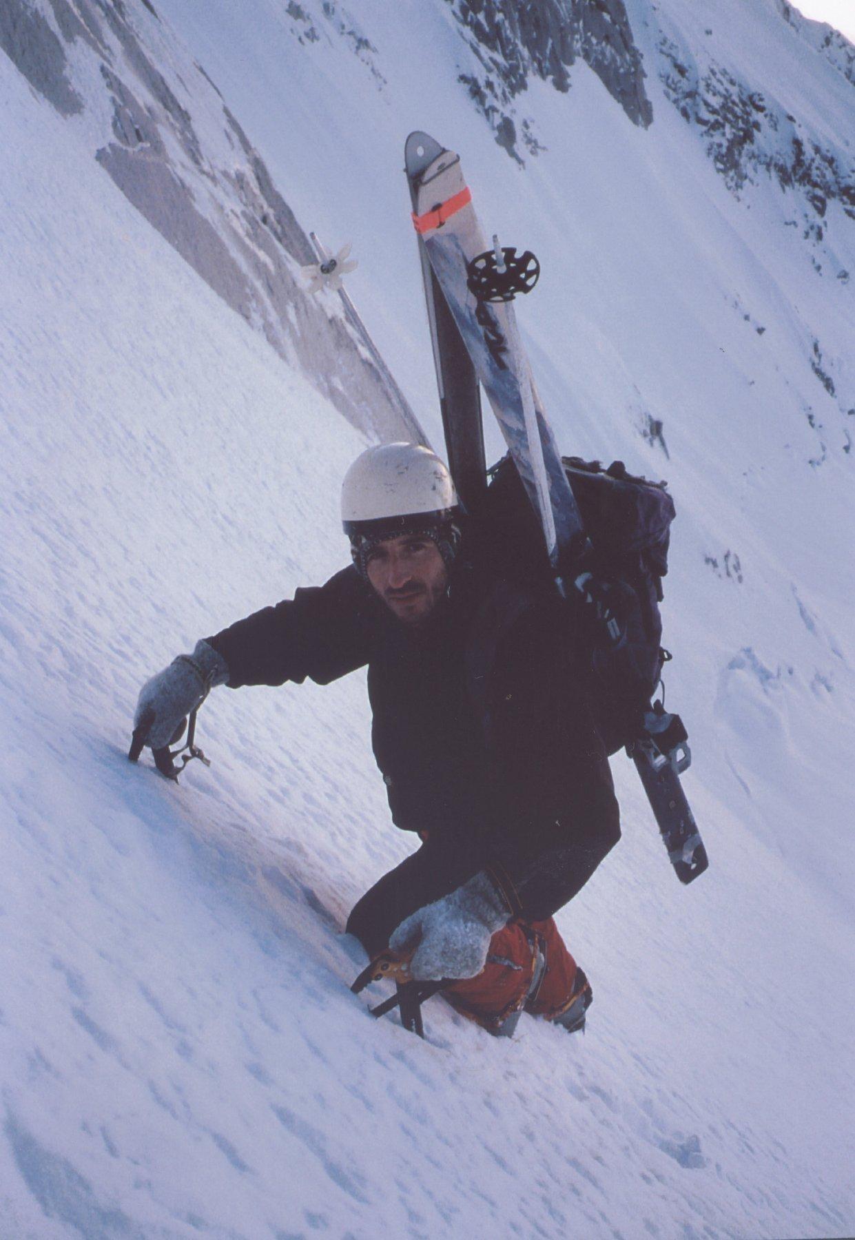 Cantun (Cima di) Parete Nord 2000-12-23