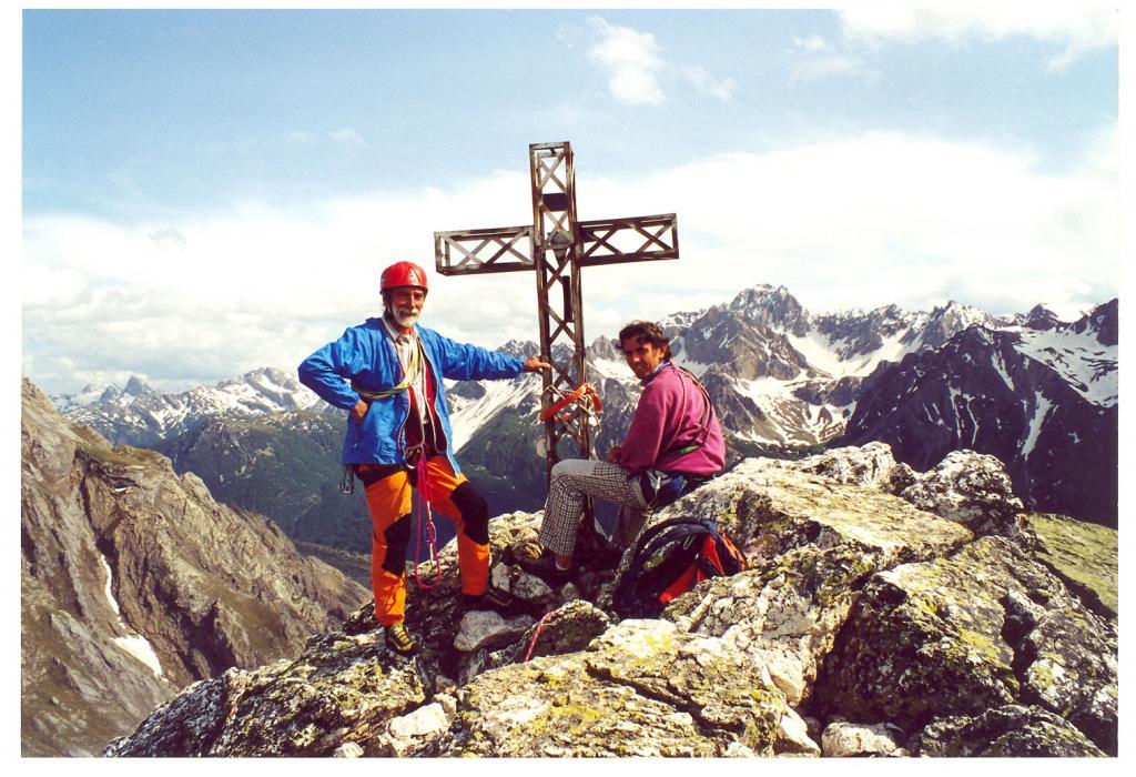 In cima alla Rocca