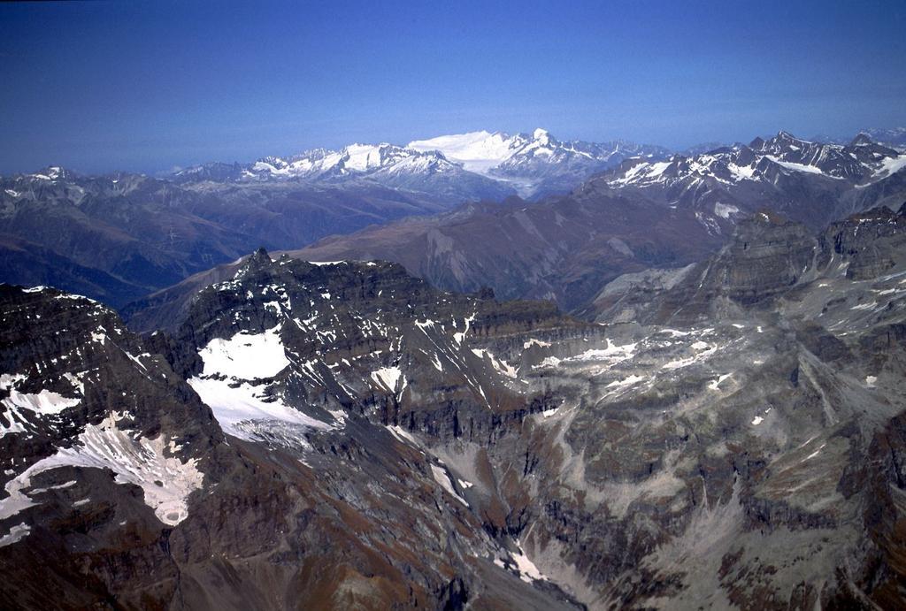 panorami dalla cima : Oberland Bernese (14-10-2001)
