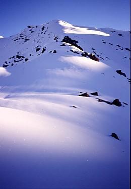 Forni Occidentale (Cima dei), Manzina (Cima) cresta Est 2002-01-01