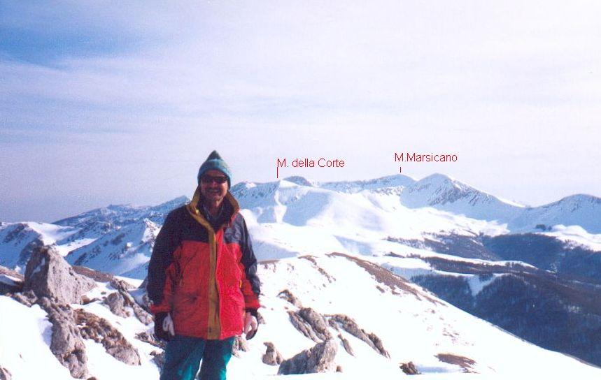 Corte (Monte della) dalla Canala 2002-02-22