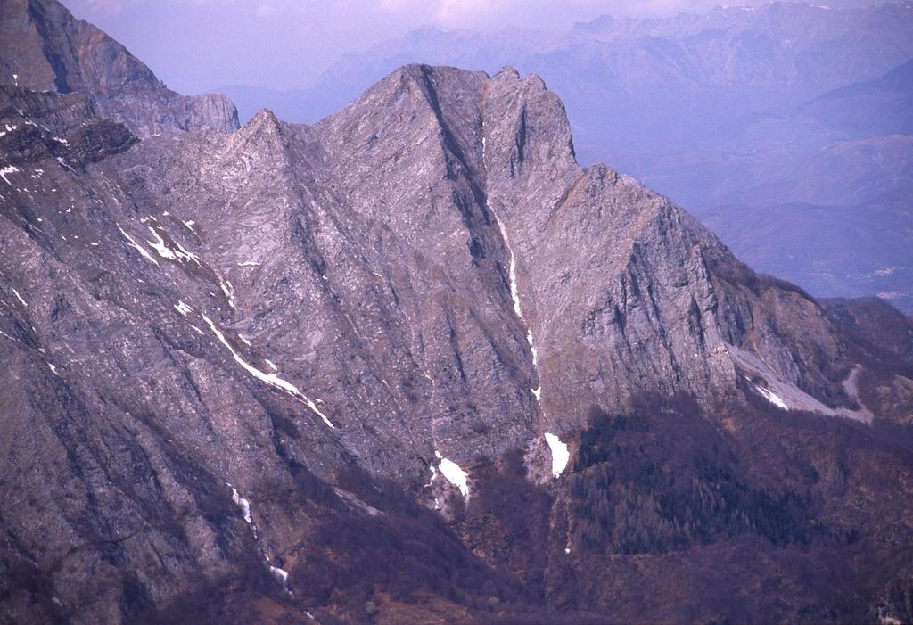 panorami dalla cima : Roccandagia