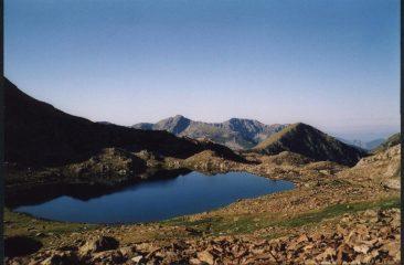 Lac de Terre Rouge