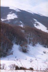 Turchio versante Est