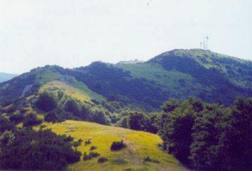 La maielletta vista dalla zona di Pietro Cioppo