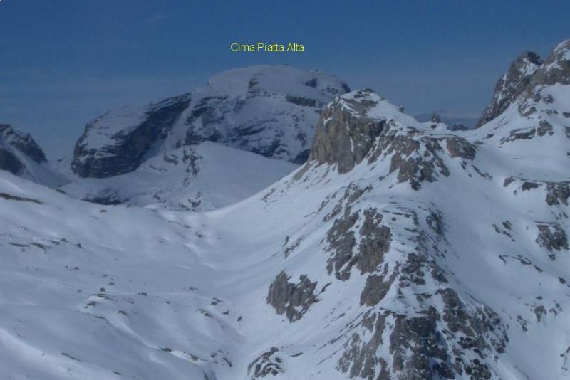 Cima Piatta Alta