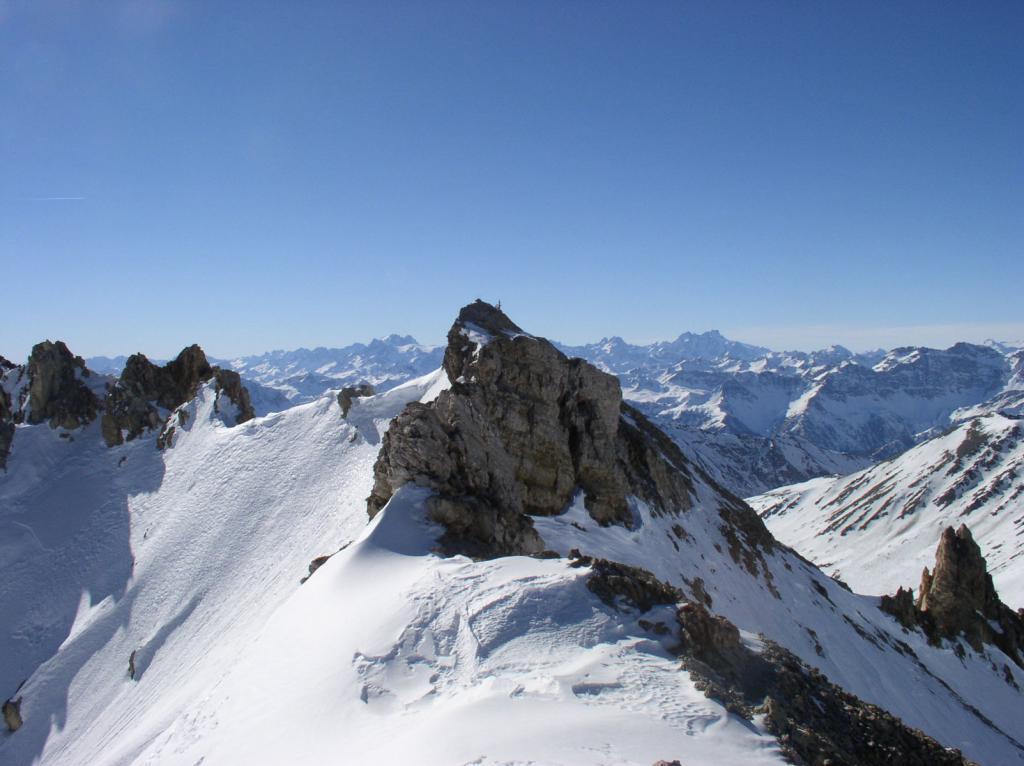 cima del vallonetto (anticima)