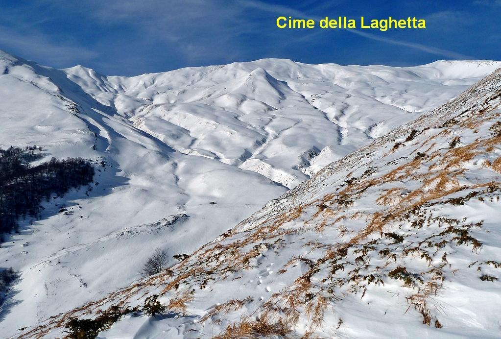 Laghetta (Cime della ) per la Valle delle Cento Fonti 2012-06-22