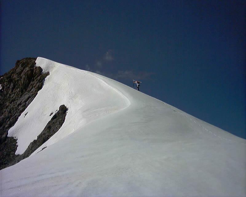 Sautron (Monte) da Saretto 2004-06-05
