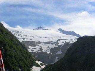 Il Monte Basodino dal Rifugio