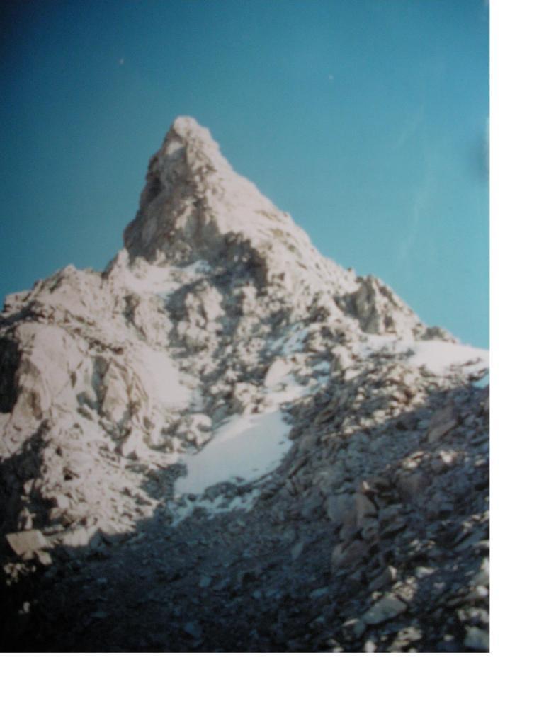 Noir (Tour) dal refuge de l'a Neuve per il versante SE e cresta S 2004-08-01