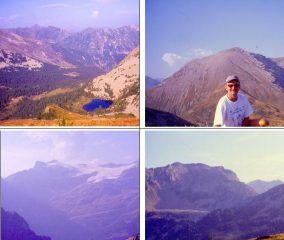 verso 1)lago Ragozza 2)Pioltone 3)M.Leone 4)Irgilihorn