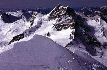 panorami dalla cima : Jungfrau (22-8-2004)