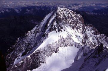 panorami dalla cima : Eiger ! (22-8-2004)