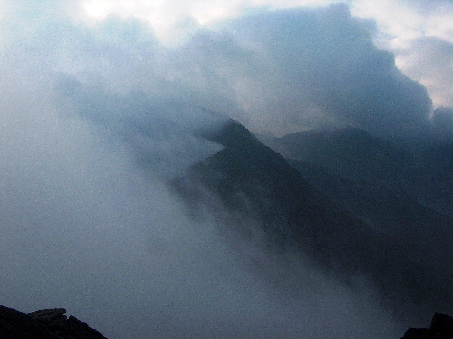 Traversata Musinè - Rocciamelone (Cresta dell'Acqua Calda) Tappa 1:Caselette - Colle del Lis 2004-09-06