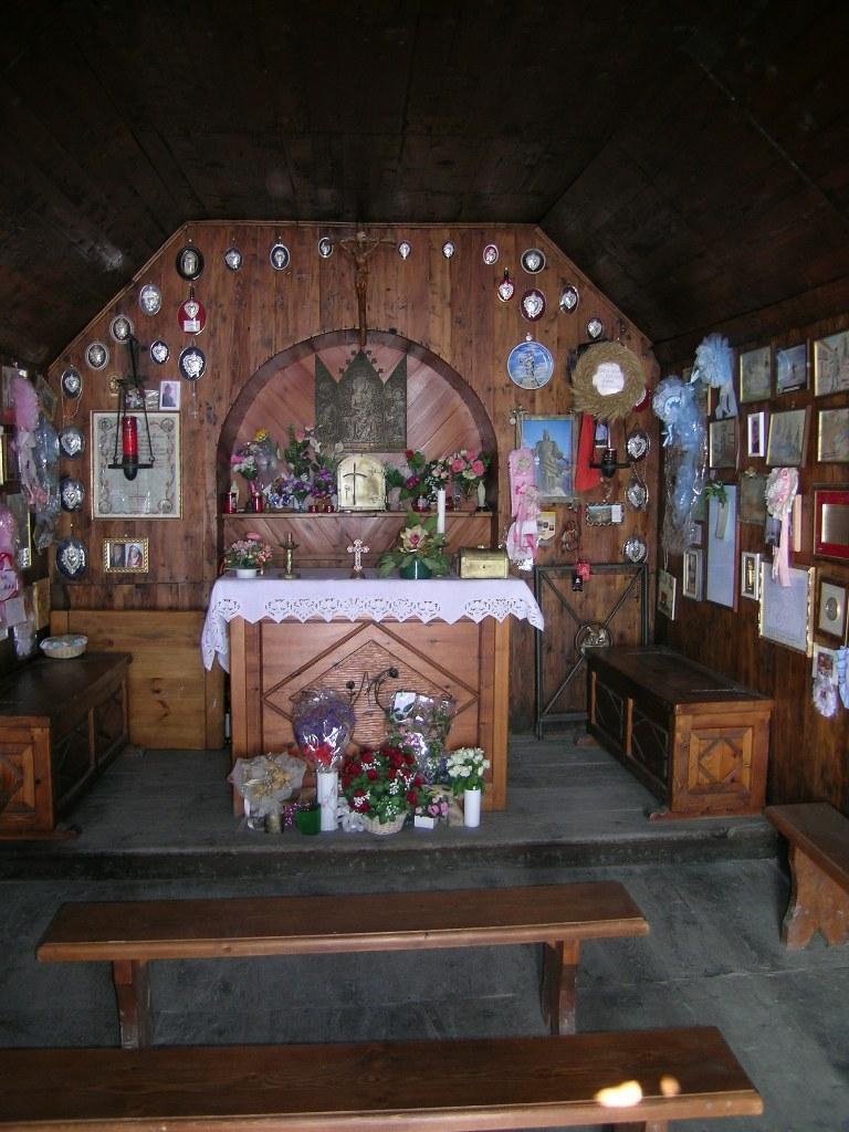 cappella di vetta