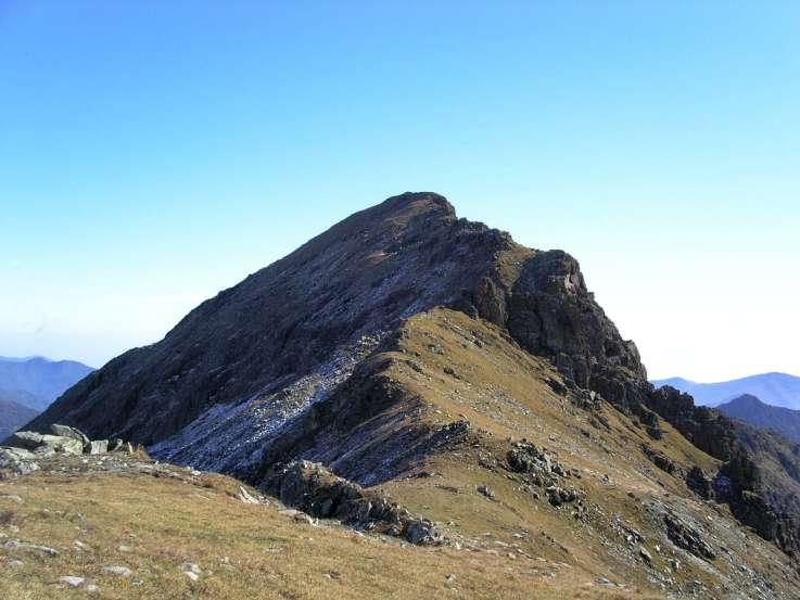 Rocca Moross dal Colle Pian Fum
