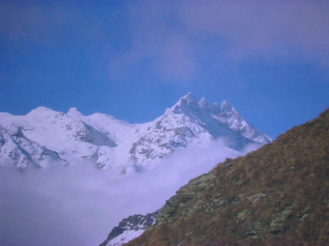 I Denti d'Ambin in versione Patagonia