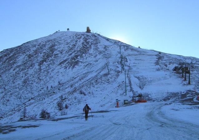 Fine della parte con gli sci, vedete un pò voi...