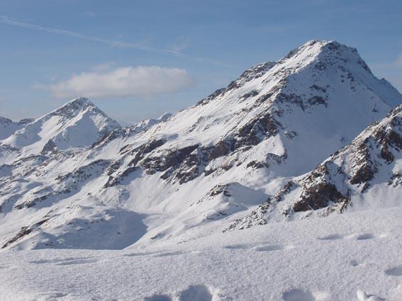 Fallere e Mt. Rosso dalla cima