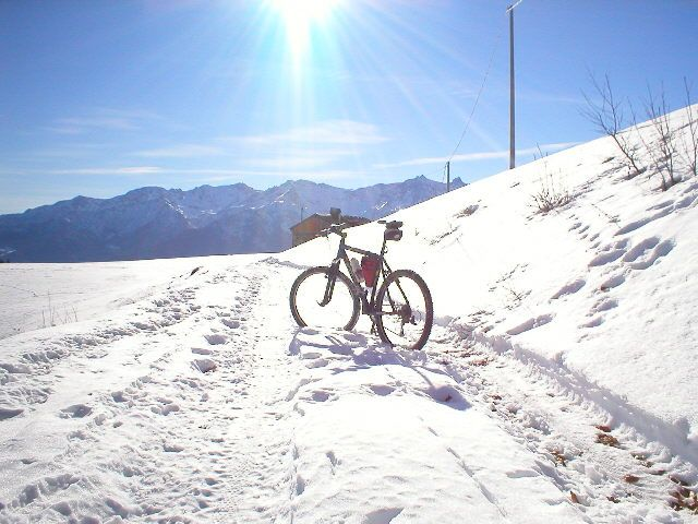 all'Alpe Le Combe
