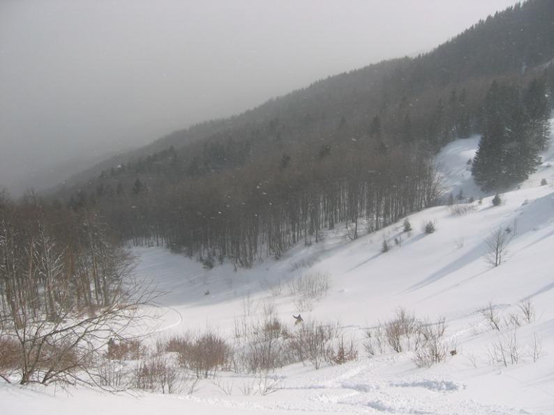 Poggione (Monte) da Pian di Novello 2005-01-29