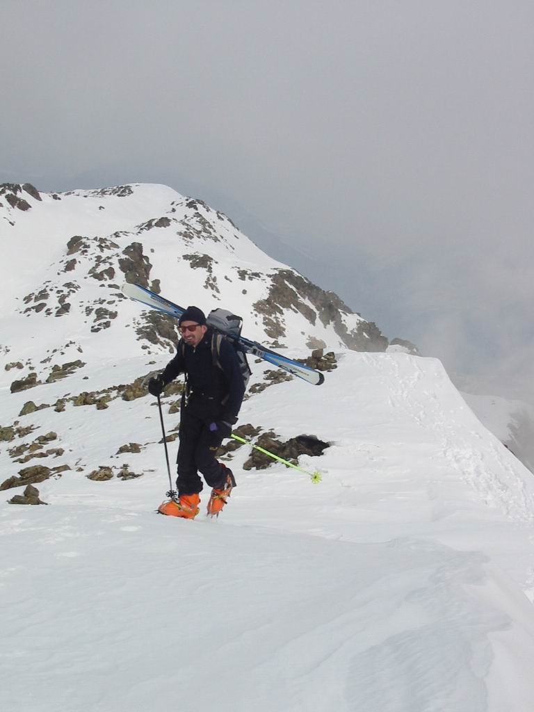 bentornato bergfhurer principe delle nevi