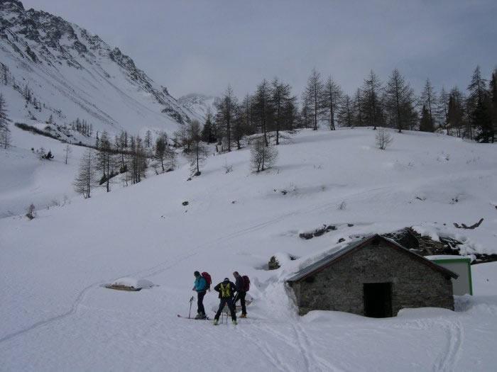 l'alpe Arsy
