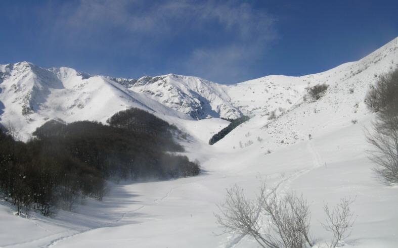 Cialancia (Punta) da San Bernardo di Desertetto 2005-03-05