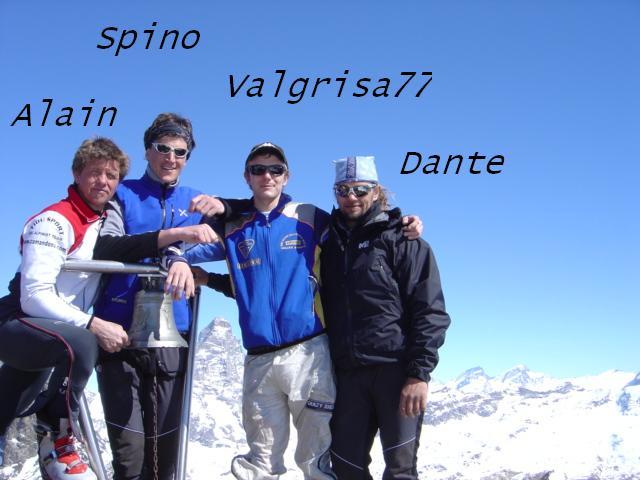 Gruppo ski alpinistico