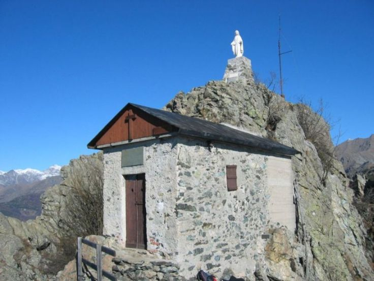 Rocca della Sella mt 1508