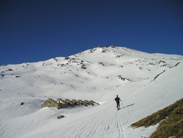 Malamot da quota 2.600 mt