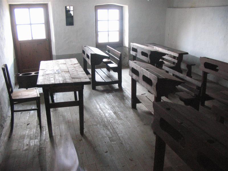 La scuola a Maison
