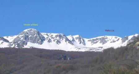 Monte a Mare e Metuccia