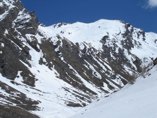 Capra (Punta della) dalla Valle Argentera 2005-05-07