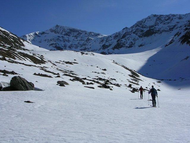 Pasquale (Monte) e quota 3296 m dall'Albergo dei Forni, Versante SE e Cresta SO 2005-05-21