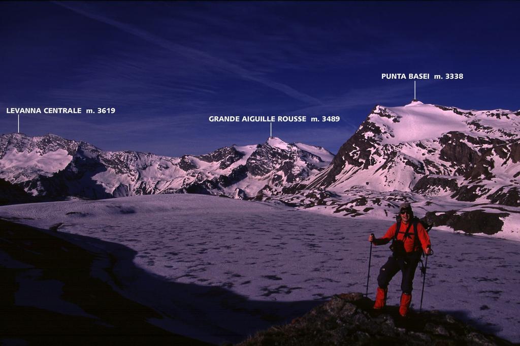 Stelvio al Lago Rosset (5-6-2005)