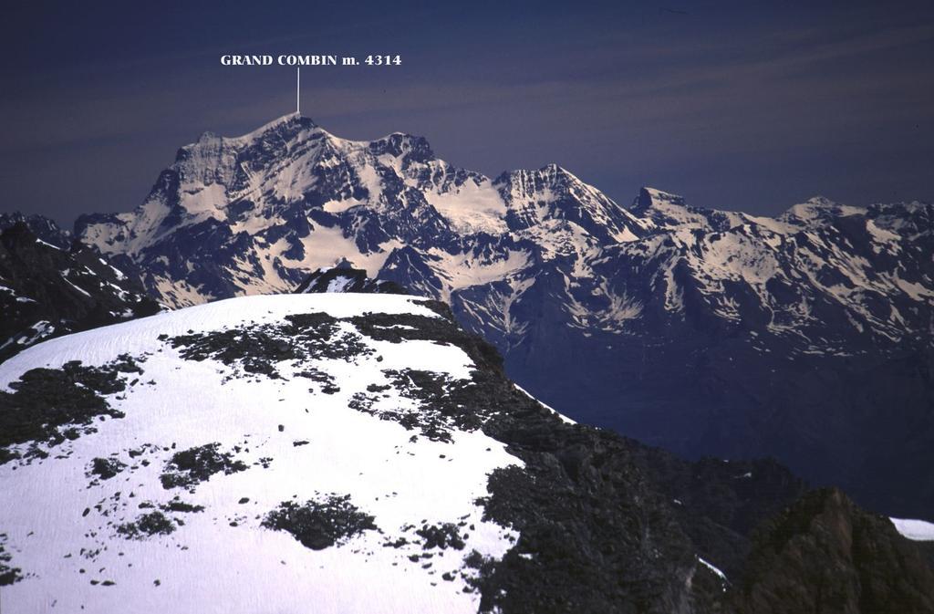 panorami dalla cima : Grand Combin (5-6-2005)