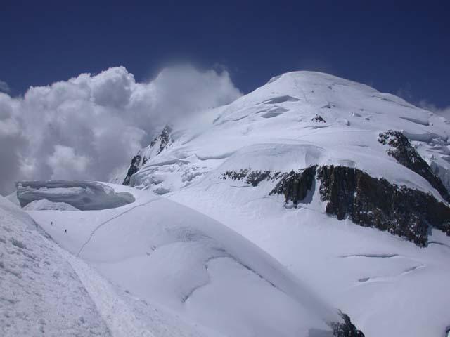 Dal Col du Mont Maudit mt. 4.345