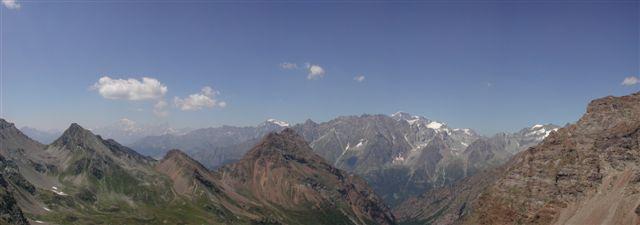 Panorama dal Col Vessona